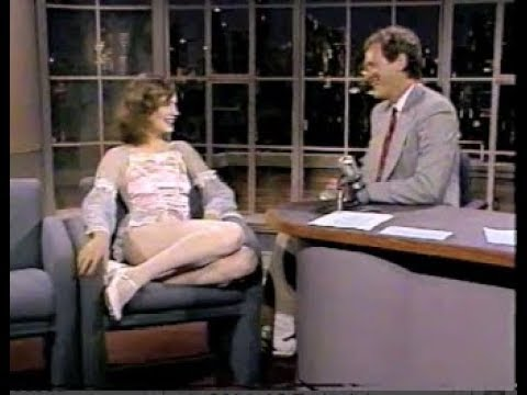 Download Sean Young Collection on Letterman, 1987-2011