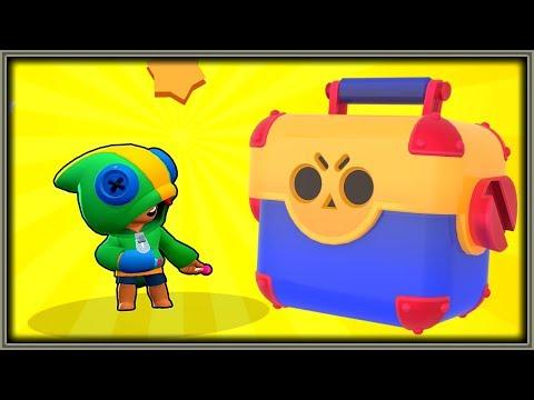 HOW MANY BOXES? Leon Gemming & Gameplay | Brawl Stars