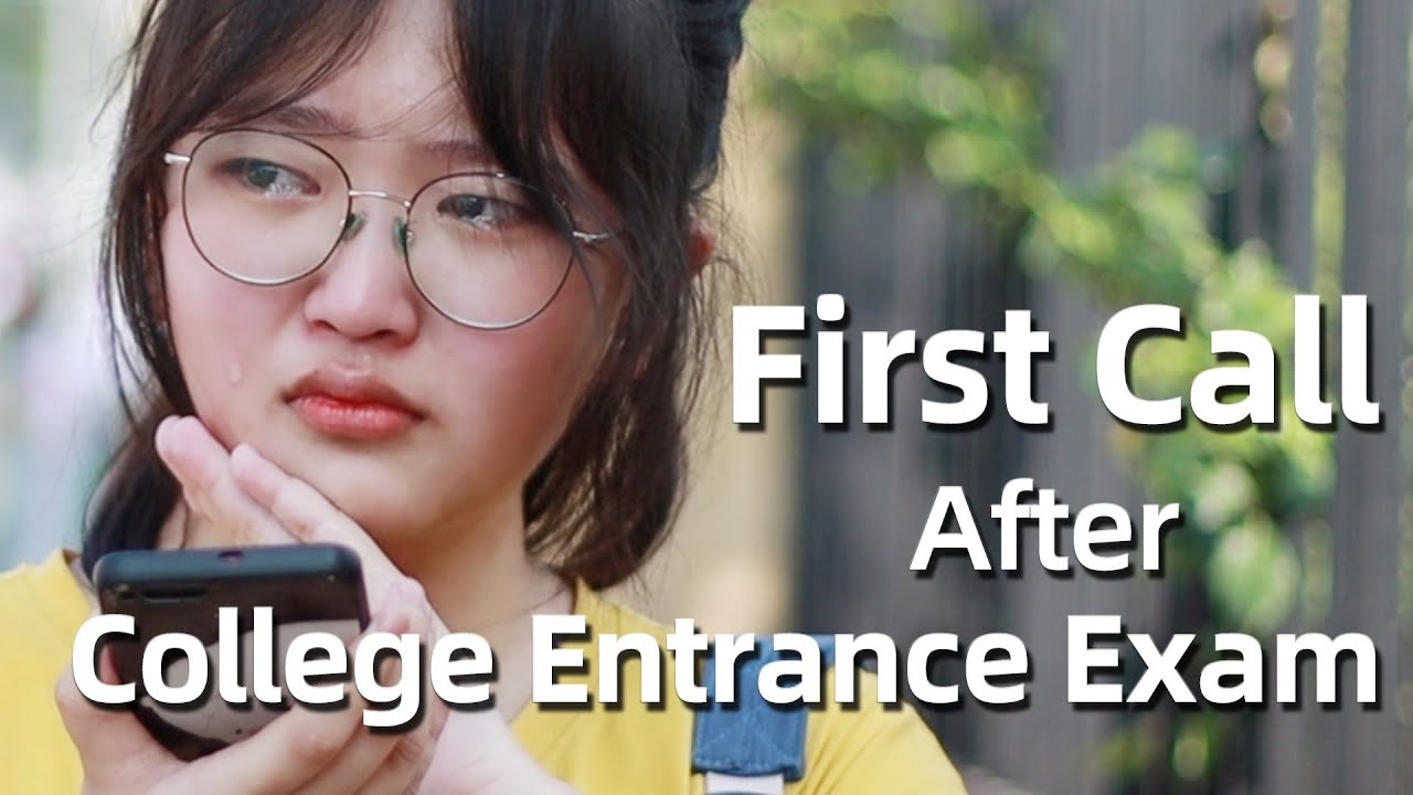The First Call After College Entrance Examination | Street Interview 高考结束后会第一个打给谁?有人在拨通电话后哭了