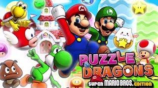 PUZZLE & DRAGONS: MARIO BROS. #01 - Sphären im Pilzkönigreich - Let