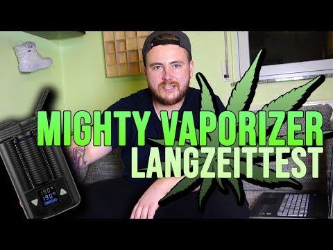 MIGHTY VAPORIZER | Langzeittest