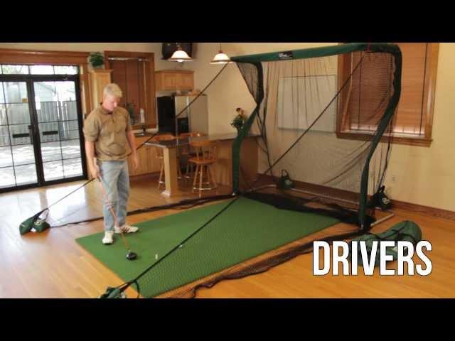Indoor+Golf+Practice+Net