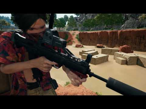 PC 1.0 update #15 New weapon - QBZ