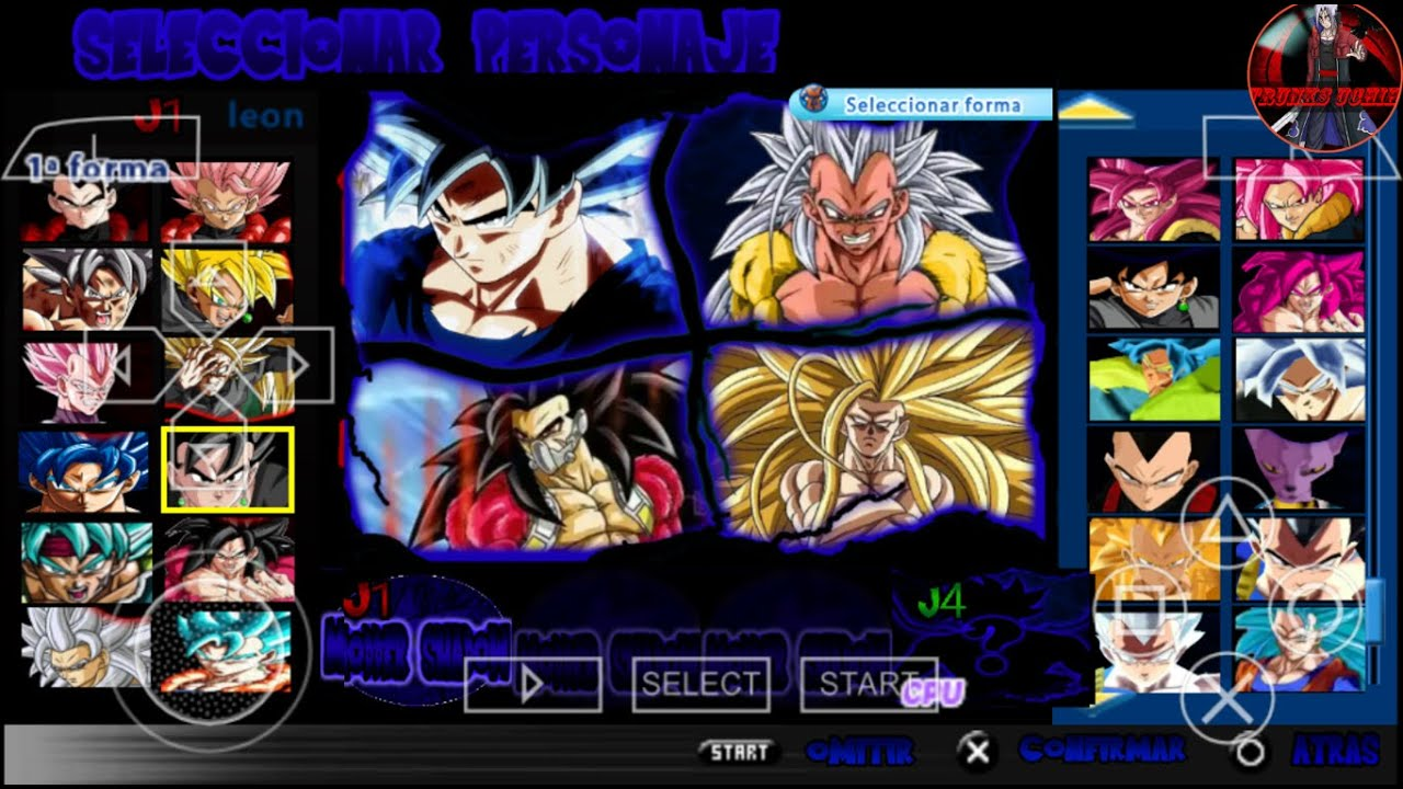 [EPIC] New DBZ TTT Legacy of Gods 1.7 FINAL + AMAZING MENU Ultra Instict Mods 2020 DOWNLOAD !!!!