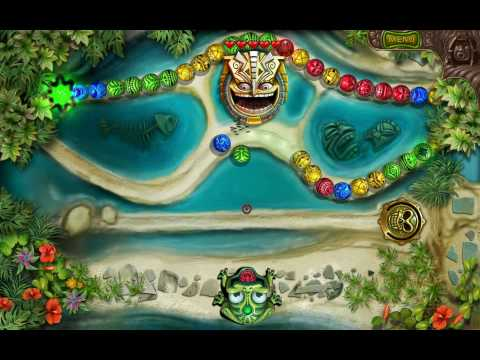 HD - Zuma's Revenge - Level 40 & Boss #4