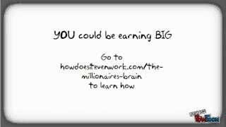 Who wants to be a millionaire? - How to actually MAKE money