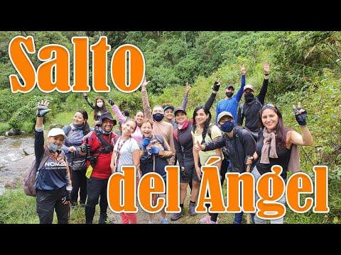 Senderismo🌄por CHORRO🔔CAMPANAS - LA CHORRERA - [SALTO DEL ÁNGEL] - Envigado Antioquia