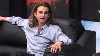 Alternative Greens - Raw Nirvana - Matt Monarch on Raw Food Diet