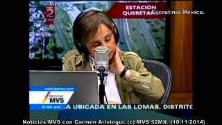 La casa Blanca de Enrique Peña Nieto. Carmen Aristegui. ( parte 1 )