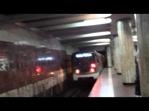 Tbilisi metro service......