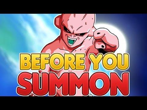 BEFORE YOU SUMMON! NEW INT KID BUU on Global Dragon Ball Z Dokkan Battle