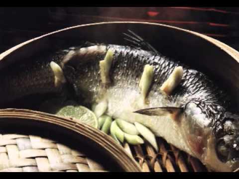 Pescado al vapor al estilo chino pescados y mariscos for Pescado chino