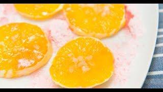 Апельсин с леденцами | Кто готовит — тот не моет