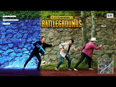 The zone - PUBG moments REAL LIFE  3  May i see