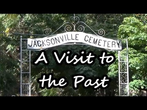 Visiting the Past - Oregon's Historic Jacksonville Cemetery