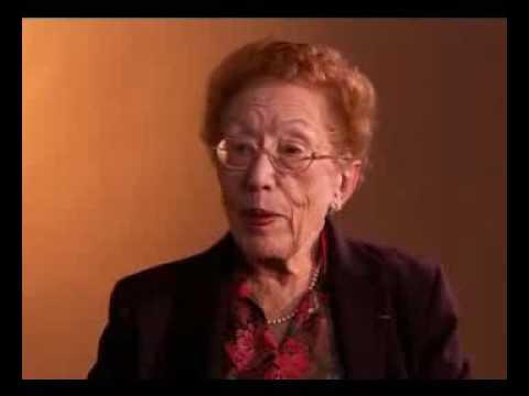 Témoignage : Madeleine Goldzstein, la miraculée du Lutétia.