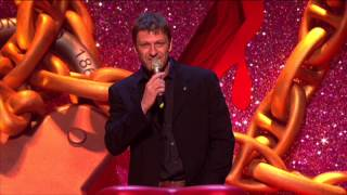 Arctic Monkeys win MasterCard Album of the Year presented by Sean Bean | BRIT Awards 2007