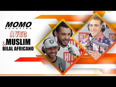 Muslim & Bilal africano avec Momo - (مسلم وبلال افريكانو مع مومو - (الحلقة الكاملة