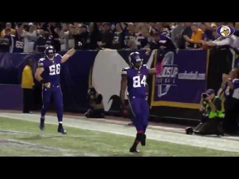 "#84 Cordarrelle ""Flash"" Patterson Minnesota Vikings Highlights"