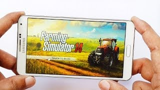 Farming Simulator 14 Gameplay Samsung Galaxy Note 3 Android & iOS HD