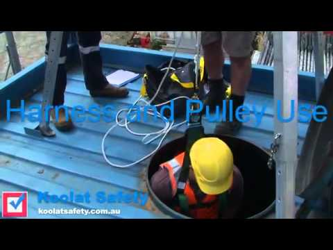 Confined space training highlights with Koolat Safety