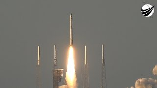 NASA - OSIRIS-REx Launch - YouTube 4K - 09-08-2016