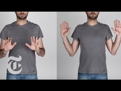Italian Hand Gestures: A Short History | The New York Times