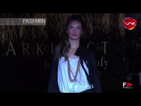 ALESSANDRA AMBROSIO Presents ARKITECT Fashion Show Colombia Moda 2013 by Fashion Channel