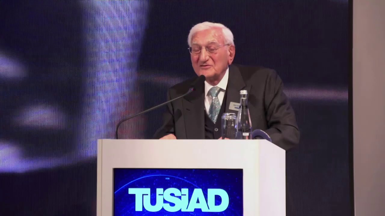 Nihat Gökyiğit - TÜSİAD 48. Olağan Genel Kurul Toplantısı Konuşması