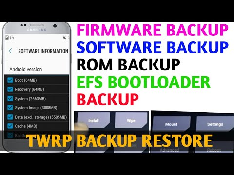 How to Firmware Backup Baseband version backup efs bootloader  backup,Restore efs baseband backups