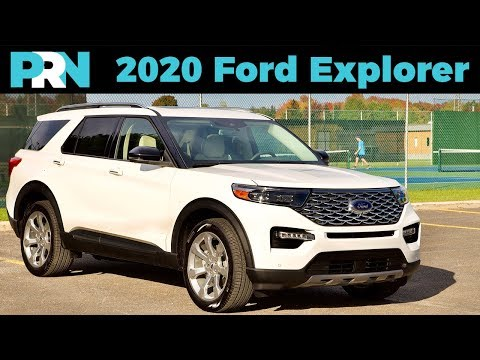 The Best Explorer Yet | 2020 Ford Explorer Platinum AWD Review