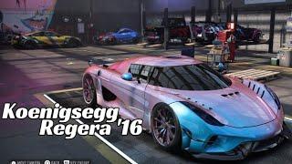 NFS Heat   Koenigsegg Regera '16   Racing With A Beast