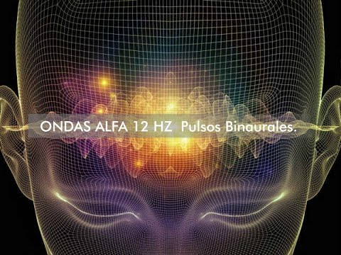 Ondas alfa, SONIDOS Binaurales 2020, ONDA ALFA PARA ESTUDIAR, RELAJARSE, DORMIR, 1 HS