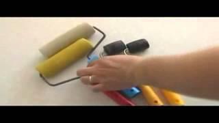 Как клеить стеклообои(Строительный портал http://donosvita.org представляет видео о том как клеить стеклообои., 2012-03-27T06:02:12.000Z)