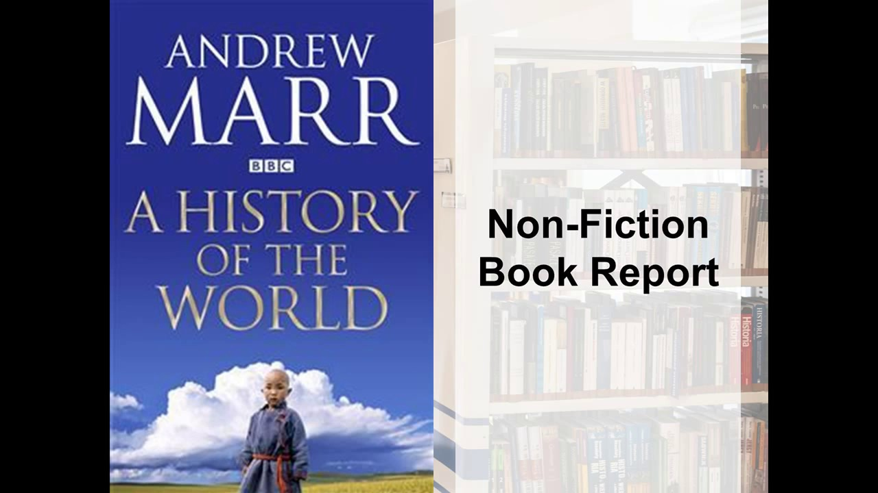 non fiction book reports