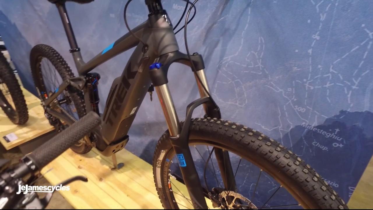 ff06de86ded Trek Powerfly FS 5 Electric Mountain Bike 2018 by JE James Cycles