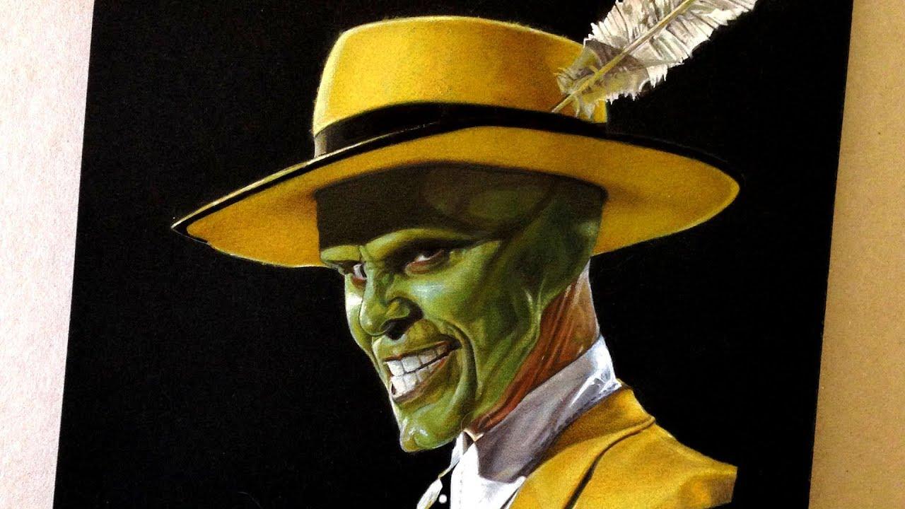 Jim Carrey Die Maske