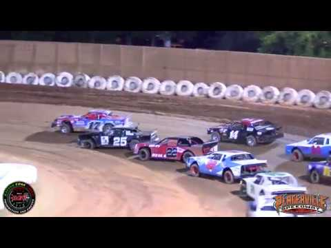 May 19th, 2018 Placerville Speedway Donnie Tilford tribute Pure Stocks