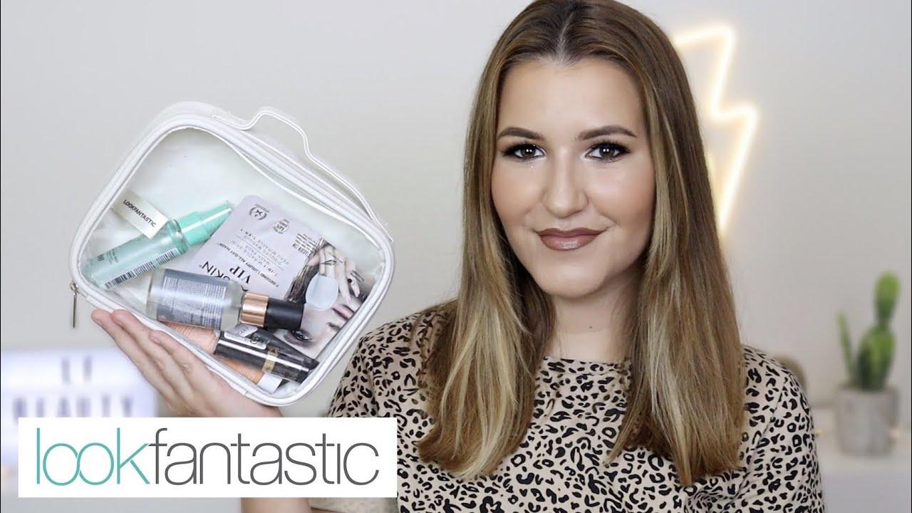Look Fantastic Beauty Box Unboxing I Julho 2021