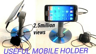 mobile stand with charger by do yourself