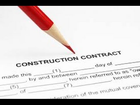 Residential Building Contracts