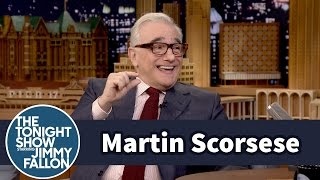 Martin Scorsese Does His Best Robert De Niro Impression streaming