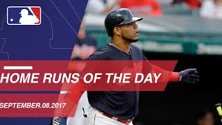 Check out all the homers around the Majors: 9/8/17