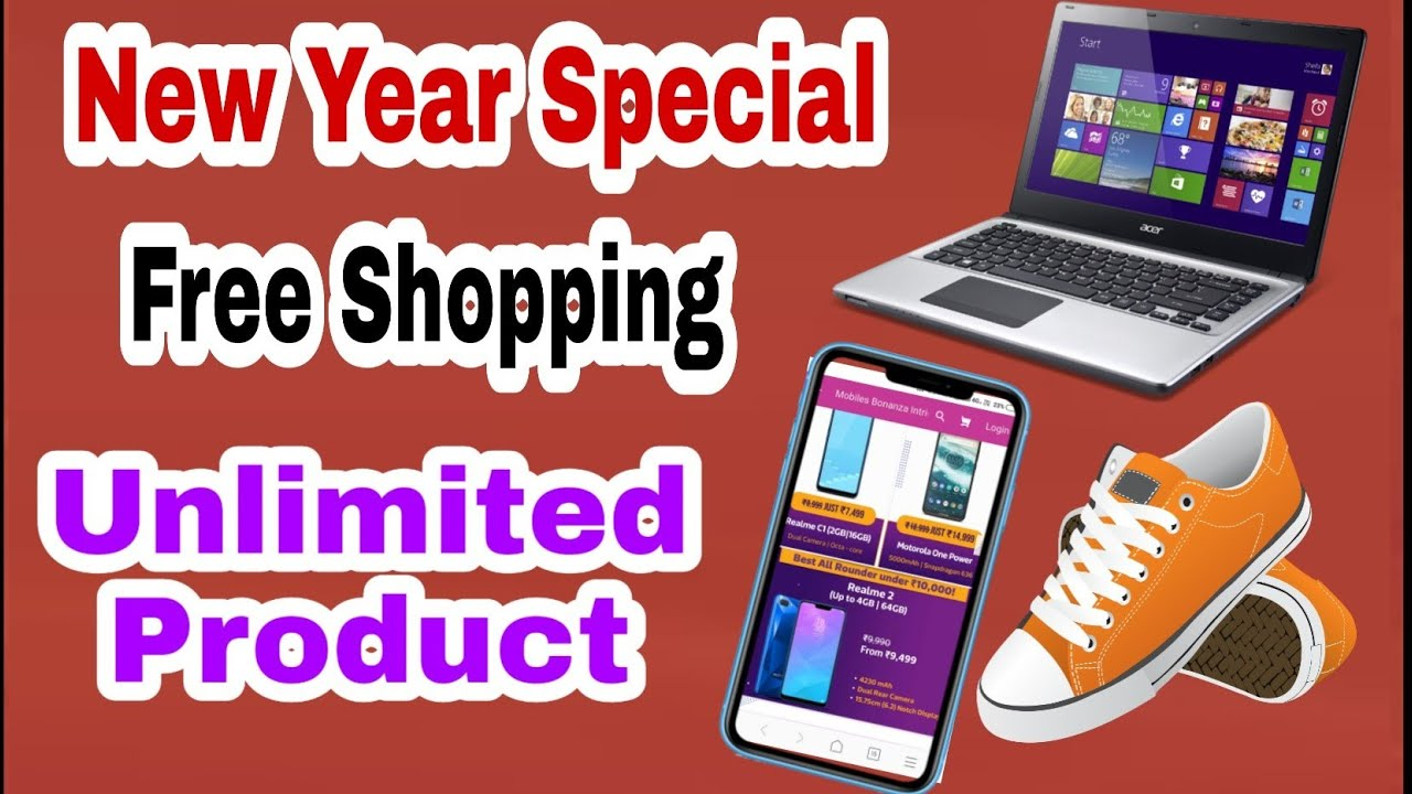 Free Shopping Offer | Free me Shoping Karo | Google Pay offer | Vova App  Unlimited Trick |