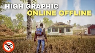 Top 10 Best High Graphic Android & iOS Games 2018