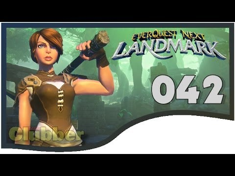 Everquest Next Landmark Gameplay #042 – Möbel craften – EQNext – MMORPG – Deutsch