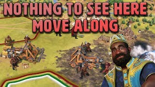 Nothing to See Here, Move Along - Mali [#5] - Civilization VI Gathering Storm