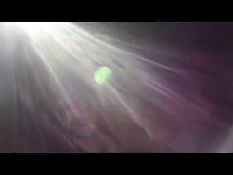 Футаж блики линз / footage lens flare