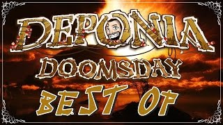 Gronkh - BEST OF: Deponia Doomsday (Deponia 4)
