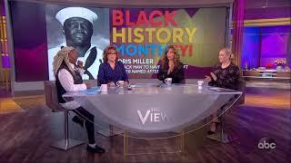 Black History Month FYI: Doris Miller | The View